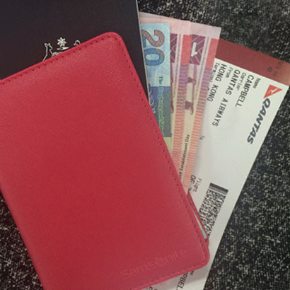 RFID PASSPORT COVERS