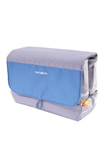 Large Roll-Up Toiletry Kit Grey/Blue medium | Samsonite
