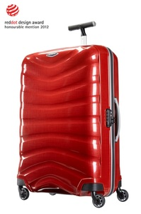 FIRELITE 75cm Spinner Chili Red medium | Samsonite