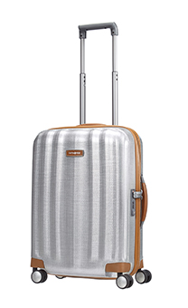 LITE-CUBE DLX 55cm Spinner Aluminium medium | Samsonite