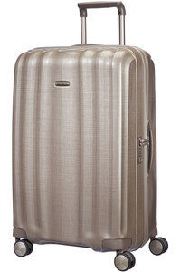 LITE-CUBE 76cm Spinner Ivory Gold medium | Samsonite