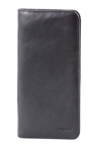 Executive Travel Wallet Black medium | Samsonite