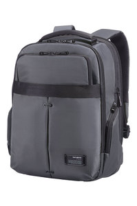 CITY VIBE Expandable Laptop Backpack Ash Grey medium | Samsonite