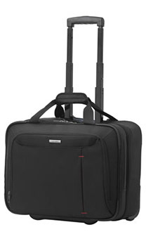 GUARDIT Rolling Tote Black medium | Samsonite
