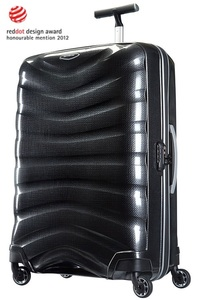 FIRELITE 81cm Spinner Charcoal medium | Samsonite