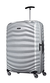 LITE-SHOCK 75cm Spinner Silver medium | Samsonite