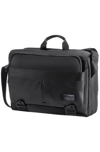 CITY VIBE Laptop Messenger Jet Black medium | Samsonite