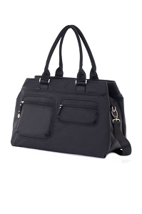 MOOVAL Large Horizontal Bag Black medium | Samsonite
