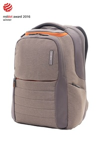 GARDE Laptop Backpack I Warm Grey/Rust medium | Samsonite