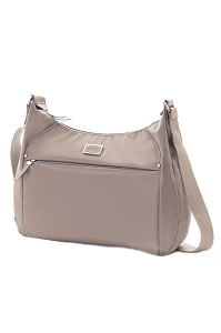 CITY AIR Medium Hobo Bag Warm Grey medium | Samsonite