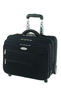 BUSINESS SPL Mobile Office Black medium | Samsonite