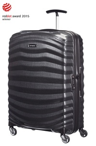 LITE-SHOCK 75cm Spinner Black medium | Samsonite