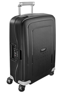 S'CURE 55cm Spinner Black medium | Samsonite