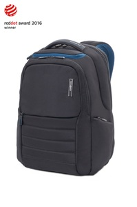 GARDE Laptop Backpack I Black Ink/Blue medium | Samsonite