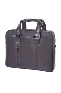 CITA SPL Slim Briefcase Black medium | Samsonite
