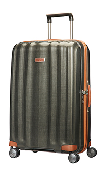 LITE-CUBE DLX 76cm Spinner Dark Olive medium | Samsonite