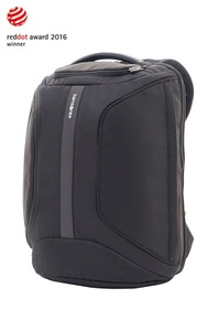 GARDE Laptop Backpack III Black medium | Samsonite