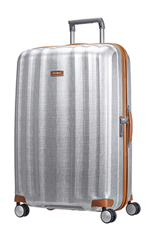 LITE-CUBE DLX 82cm Spinner Aluminium medium | Samsonite