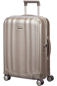 LITE-CUBE 55cm Spinner Ivory Gold medium | Samsonite