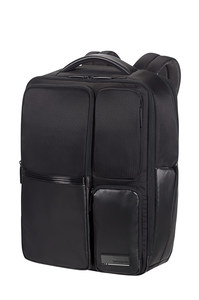 CITYSCAPE Style Laptop Backpack Black medium | Samsonite
