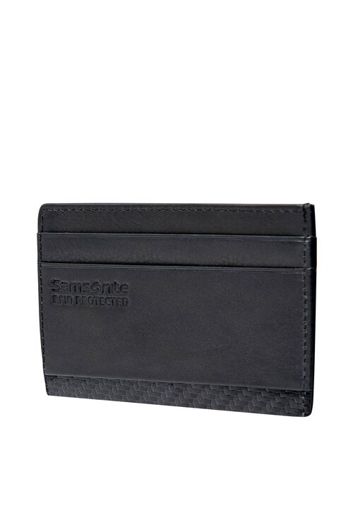 DLX LEATHER WALLETS Card and Note Holder 4CC  hi-res | Samsonite
