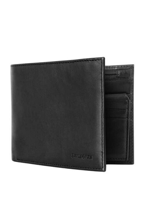 LEATHER WALLETS Passport Travel Wallet  hi-res | Samsonite