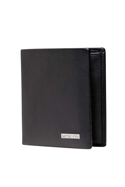 DLX LEATHER WALLETS Slimline with Coin  3CC  hi-res | Samsonite