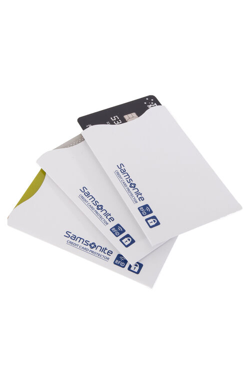 PERSONAL ACCESSORIES RFID CC SLEEVES (3PK)  hi-res | Samsonite