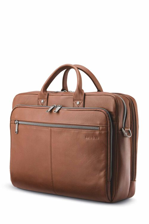 SAM CLASSIC LEATHER TOPLOADER  hi-res | Samsonite