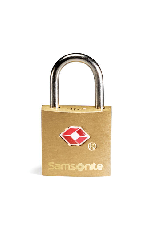 LOCKS TSA Brass Locks (2 Pack)  hi-res | Samsonite