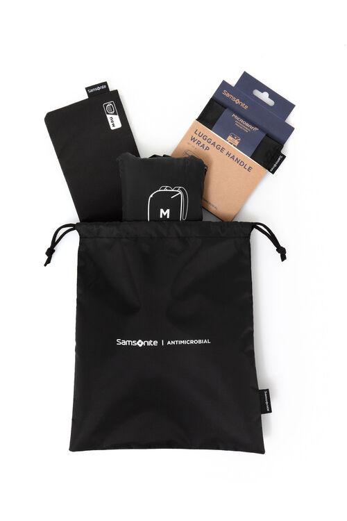 TRAVEL ACCESSORIES Antimicrobial Drawstring Bag Set  hi-res | Samsonite