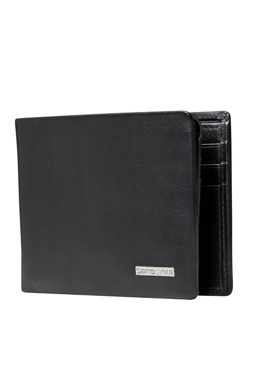 DLX LEATHER WALLETS Wallet with ID  9CC  hi-res | Samsonite