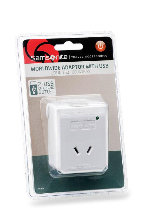 TRAVEL LINK ACC. Adaptor USB - Univers  hi-res   Samsonite