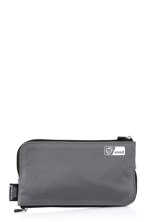 ZIPPERED MASK POUCH ANTIMICROBIAL ACCESSORIES  hi-res   Samsonite