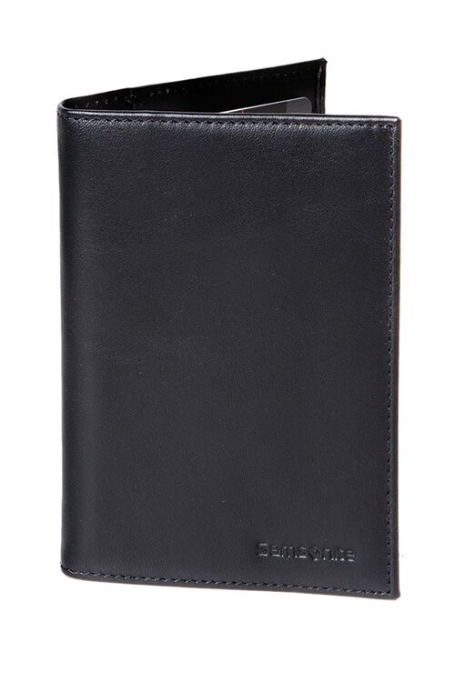 LEATHER WALLETS PASSPORT COVER  hi-res | Samsonite