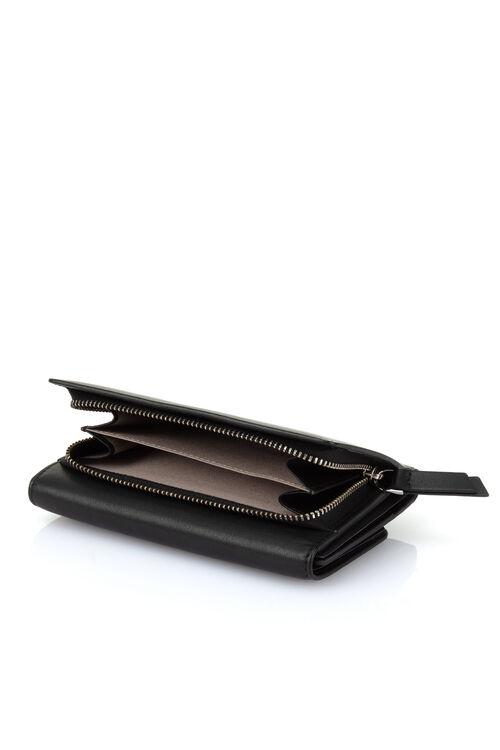 SERENA LTH Trifold Wallet 12CC/Zip  hi-res   Samsonite