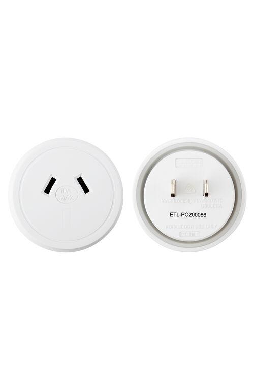 ELECTRONIC ACCESSORIES Adaptor Sth America and JPN  hi-res | Samsonite