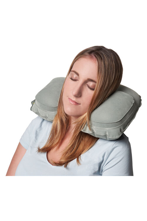 COMFORT TRAVELLING TRIPLE COMFORT INFLATABLE TRAVEL PILLOW  hi-res | Samsonite