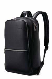 SAM CLASSIC LEATHER SLIM BACKPACK  hi-res | Samsonite