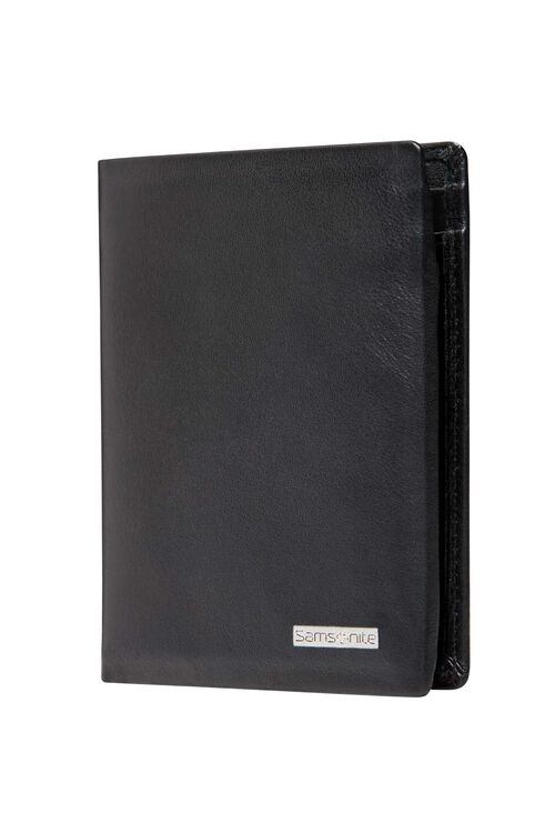 DLX LEATHER WALLETS Wallet with ID  4CC  hi-res   Samsonite