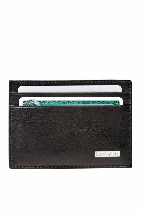 DLX LEATHER WALLETS Card and Note Holder 4CC  hi-res   Samsonite