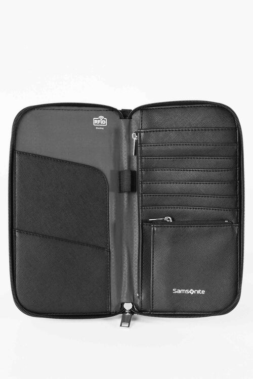 PERSONAL ACCESSORIES RFID Block Passport Wallet  hi-res | Samsonite