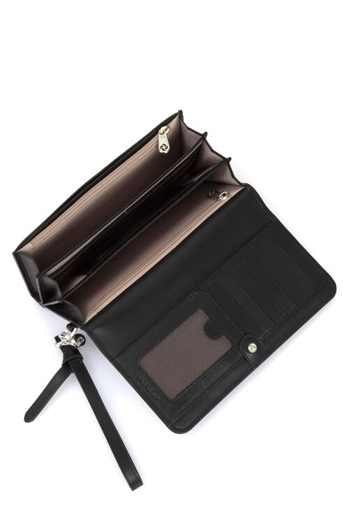 SERENA LTH Clutch Wallet 10CC/2 Zip  hi-res   Samsonite