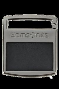 IM T@G LEATHER PATCH-SET OF 50  hi-res   Samsonite