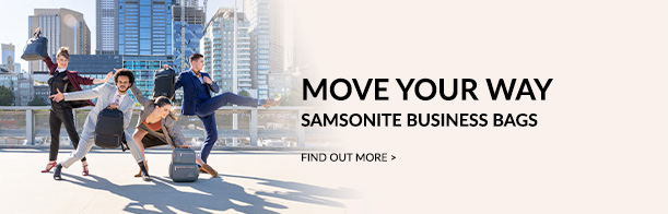 Samsonite Business Bags 2019 - Move Your Way