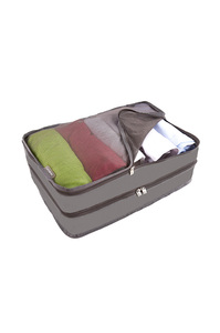 Folding Packing Case Grey medium | Samsonite