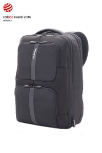 GARDE Laptop Backpack IV Black medium | Samsonite