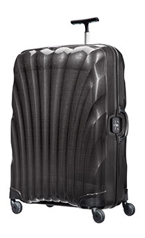 LITE-LOCKED 81cm Spinner Black medium | Samsonite