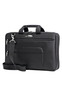 BUSINESS SPL Portfolio Laptop Case Black medium | Samsonite