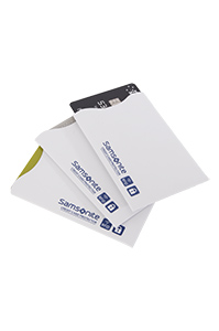 TRAVEL ACCESSORIES RFID Credit Card Sleeves (3 Pack) White medium | Samsonite